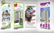 Narrow Base Roll Up Banner | Computer & IT Services for sale in Nairobi, Nairobi Central