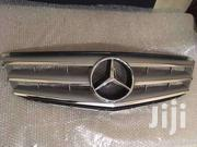 Mercedes Benz C-CLASS W204 Grill 2008 To 2014 Silver Grill C180, C200, | Vehicle Parts & Accessories for sale in Nairobi, Kilimani