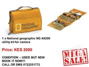 National Geographic Utility Kit For Camera | Cameras, Video Cameras & Accessories for sale in Nairobi, Kileleshwa