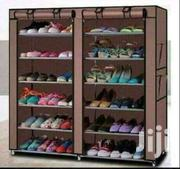 Get Quality Wooden Portable Shoe Racks | Furniture for sale in Nairobi, Mwiki