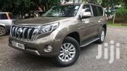 Toyota Land Cruiser Prado 2013 Gold | Cars for sale in Nairobi, Karen