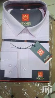 Nexxen Long Sleeve Collar Formal Men's Shirt | Clothing for sale in Nairobi, Nairobi Central