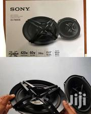 SONY Xs-fb693e (6X9) 3 Way Coaxial Speakers Black 420w-pair | Vehicle Parts & Accessories for sale in Nairobi, Nairobi Central