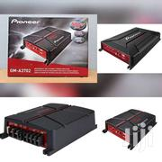 PIONEER GM-A3702 PEAK (190W RMS) 500W 2-CHANNEL A SERIES BRIDGEABLE CL | Vehicle Parts & Accessories for sale in Nairobi, Nairobi Central