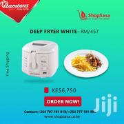DEEP FRYER WHITE | Kitchen Appliances for sale in Nairobi, Nairobi Central