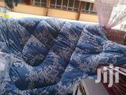 Warm 5*6 Cotton Duvets With A Matching Bed Sheet And Two Pillowcases | Furniture for sale in Nairobi, Kiamaiko