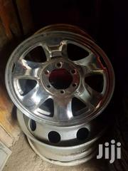 Rim Size 16inch Toyota Hillux Vigo | Vehicle Parts & Accessories for sale in Homa Bay, Mfangano Island
