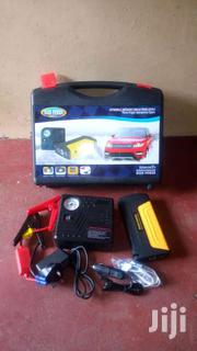 High Power Emergency Car Battery Power Bank + Tyre Inflator Kit | Vehicle Parts & Accessories for sale in Nairobi, Nairobi Central