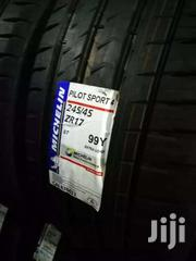 245/45/17 Michelin Tyre's Is Made In USA | Vehicle Parts & Accessories for sale in Nairobi, Nairobi Central