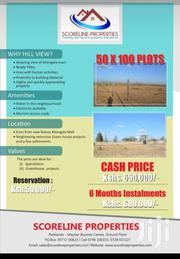 Plots In Kitengela- 50x100 | Land & Plots For Sale for sale in Machakos, Athi River
