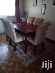 Dinning Table Six Seaters | Furniture for sale in Kajiado, Olkeri