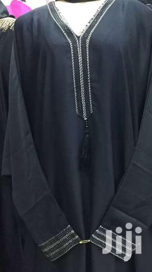 Simple Wide Butterfly Style Abaya