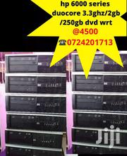 Cpu Hp 6000 Series Duocore3.3ghz/2gb/250gb Dvd Wrt | Laptops & Computers for sale in Nairobi, Nairobi Central