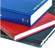 Hard Cover Binding | Other Services for sale in Nairobi, Nairobi Central