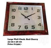 Large Wall Clock -red Cherry   Home Accessories for sale in Nairobi, Nairobi Central