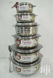 Six Pieces Hot Pots | Home Appliances for sale in Kiambu, Murera