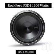 Rockford P3 Double Coil Subwoofer 1200 Watts 600 Watts Rms   Vehicle Parts & Accessories for sale in Nairobi, Nairobi Central