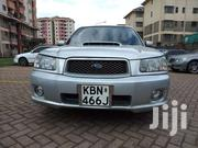 Subaru Forester 2004 Silver | Cars for sale in Nairobi, Nairobi Central
