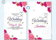 Wedding Card Printing | Wedding Venues & Services for sale in Nairobi, Nairobi Central