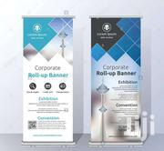 Roll Up Banner Printing   Computer & IT Services for sale in Nairobi, Nairobi Central