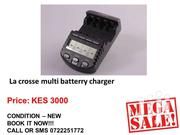 Lacrosse Multi Batterry Charger | Computer Accessories  for sale in Nairobi, Kileleshwa
