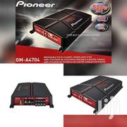 PIONEER GM-A4704 4-CHANNEL CAR AMPLIFIER — 40 WATTS RMS X 4 | Vehicle Parts & Accessories for sale in Nairobi, Nairobi Central