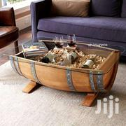 French Oak Wine Barrel Coffee Table | Furniture for sale in Nairobi, Waithaka