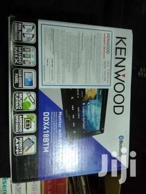 Kenwood Car Radio DDX418BTM