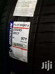 235/45/17 Michelin Tyre's Is Made In USA | Vehicle Parts & Accessories for sale in Nairobi, Nairobi Central