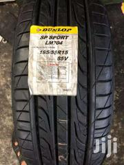 195/55/15 Dunlop Tyre's Is Made In Japan | Vehicle Parts & Accessories for sale in Nairobi, Nairobi Central