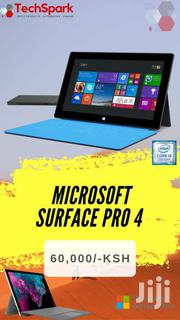 Microsoft Surface Pro 4 Intel Core I5 With Keyboard On Offer At 60k | Computer Accessories  for sale in Nairobi, Nairobi Central