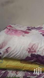 Warm 4*6 Cotton Duvets With A Matching Bed Sheet And Two Pillowcases | Furniture for sale in Nairobi, Kasarani