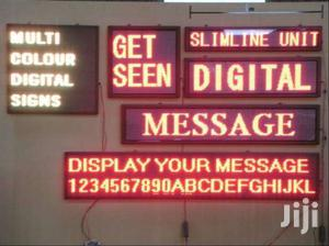 LED,Light Box,Neon Signs,3D Signs in Nairobi Central - Other