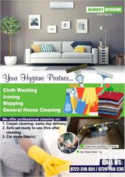 Housekeeping And Cleaning Services. | Cleaning Services for sale in Nairobi, Sarang'Ombe