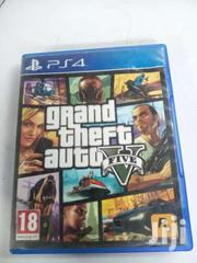 Gtav New For Ps4 | Video Games for sale in Nairobi, Mathare North