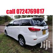 Toyota Wish And Other Vans Available For Hire   Other Services for sale in Nairobi, Nairobi Central