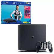Ps4 Slim 500GB Black Fifa 19 Bundle | Video Game Consoles for sale in Mombasa, Majengo