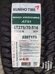 275/70/16 Kumho Tyres Is Made In Korea | Vehicle Parts & Accessories for sale in Nairobi, Nairobi Central