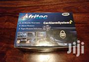 Afritec Car Alarm System With Cut-out + Installation/Fitting | Vehicle Parts & Accessories for sale in Nairobi, Landimawe