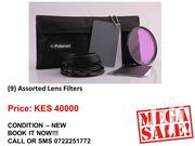 ASSORTED LENS FILTERS | Cameras, Video Cameras & Accessories for sale in Nairobi, Kileleshwa