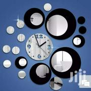 Classic Mirror Wall Clock Decor Offer | Home Accessories for sale in Nairobi, Roysambu
