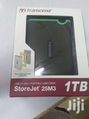 Transcend 1TB External Hard Disk  3.0 | Laptops & Computers for sale in Nairobi, Nairobi Central