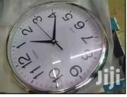 Wall Clock CCTV Camera 1080p Wifi Enabled | Security & Surveillance for sale in Nairobi, Nairobi Central