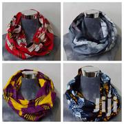Kitenge And Ankara Infinity Scarves | Clothing Accessories for sale in Nairobi, Nairobi Central