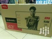 """Tcl 43 Smart Android Tv""""   TV & DVD Equipment for sale in Nairobi, Nairobi Central"""