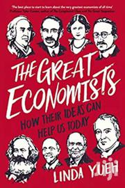The Great Economists -linda Yueh | Books & Games for sale in Nairobi, Nairobi Central