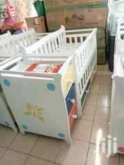 Baby Cot With Chest Of Drawers | Furniture for sale in Nairobi, Pangani