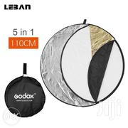 """Godox 110cm 43 5 In 1 Collapsible Photography Reflector Diffuser Disc"""" 