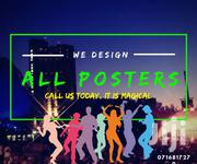 Posters, Banners, Cards | Other Services for sale in Kajiado, Kitengela
